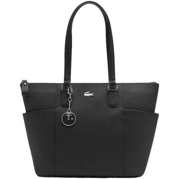 Sacs Femme Sacs porté épaule Lacoste Sac porté épaule  ref 51782 000 Noir 28*25*11 000 (Noir)