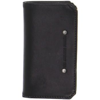 Sacs Homme Porte-Documents / Serviettes Baroudeur Porte-cartes cuir  ref 45284 Noir 7*12*2 Noir