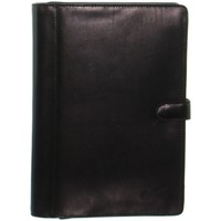 Sacs Porte-Documents / Serviettes Gerard Henon Conférencier  en cuir  ref 29873 noir Noir