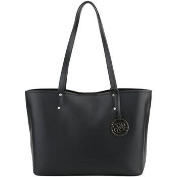 Sacs Femme Cabas / Sacs shopping Francinel Sac porté épaule  ref_50804 Noir 30*24*12.5 Noir