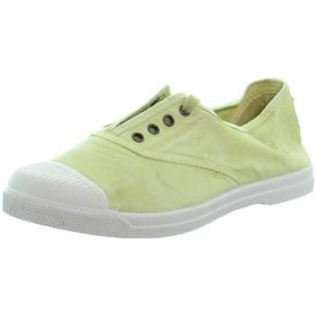 Chaussures Femme Baskets basses Natural World Baskets  ref 51962 675 limon Jaune