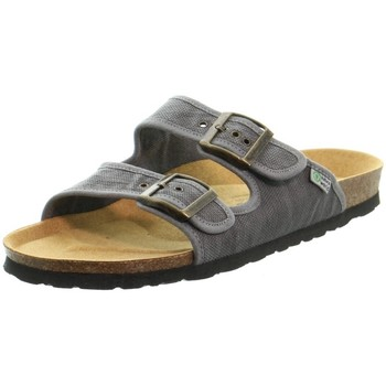 Chaussures Homme Mules Natural World Sandales  ref 52475 gris Gris