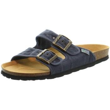 Chaussures Homme Mules Natural World Sandales  ref 52476 Marine Marine