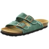 Chaussures Femme Mules Natural World Sandales  ref 52478 vert Vert