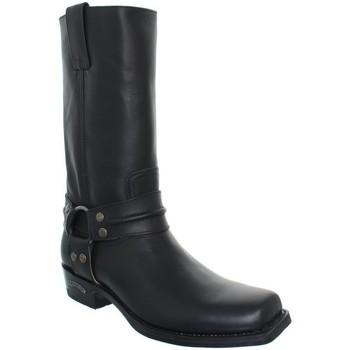 Chaussures Femme Bottes ville Sendra boots Bottes Western  ref_sen02798-noir Noir 44 Noir