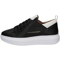Chaussures Homme Baskets basses Alexander Smith W107481 NOIR