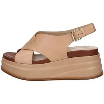 Chaussures Femme Sandales et Nu-pieds Elvio Zanon EN3601 CUIR