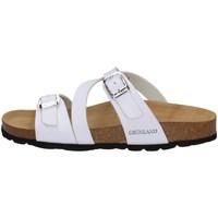 Chaussures Femme Sandales et Nu-pieds Grunland CB0016 BLANC