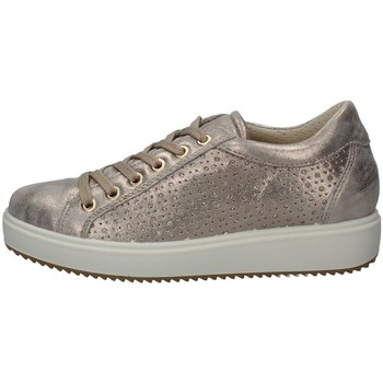Chaussures Femme Baskets basses Imac 707410 TAUPE
