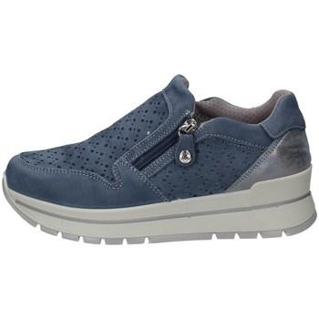 Chaussures Femme Slip ons Imac 707300 BLEU