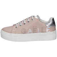 Chaussures Fille Baskets basses GaËlle Paris G-601 ROSE