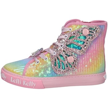 Chaussures Fille Baskets montantes Lelli Kelly LK 1331 MULTICOLORE