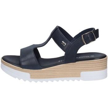 Chaussures Femme Sandales et Nu-pieds Valleverde 16051 BLEU