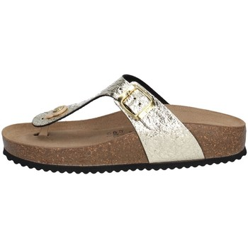 Chaussures Femme Tongs Valleverde G51572 PLATINE