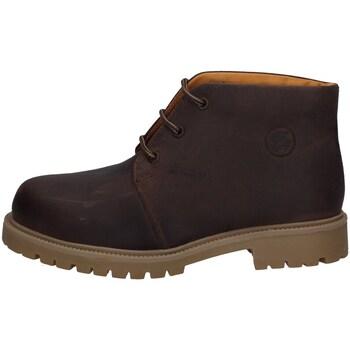 Chaussures Homme Bottes ville Wild Land ROCK MARRON