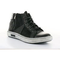 Chaussures Homme Baskets montantes Kdopa SIENNE NOIR