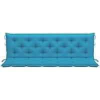 Maison & Déco Coussins VidaXL Coussin de balancelle 180 cm Bleu
