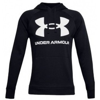 Vêtements Homme Sweats Under Armour Rival Fleece Big Logo Hoodie noir