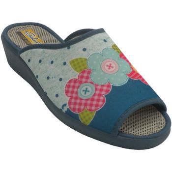 Chaussures Femme Chaussons Aguas Nuevas Sneaker à talon ouvert pour femme Aguas azul