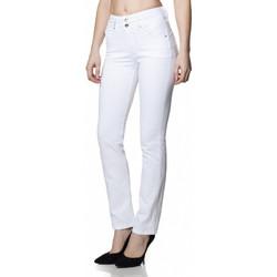 Vêtements Femme Jeans slim Salsa Jeans  PUSH IN secret 109518 Blanc