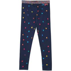 Vêtements Fille Leggings Desigual Legging fille Peumo bleu 17WGKK20