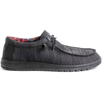 Chaussures Homme Mocassins Hey Dude WALLY SOX Noir