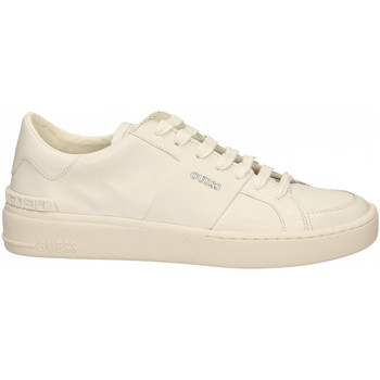 Chaussures Femme Baskets basses Guess VERONA STRIPE offwh