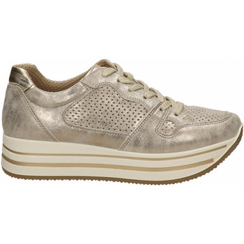 Chaussures Femme Baskets basses IgI&CO DKY 71520 taupe