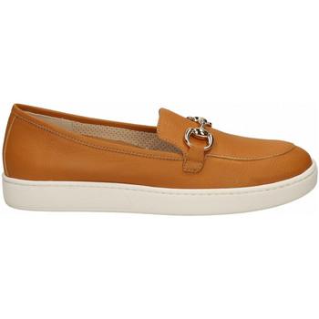 Chaussures Femme Mocassins Le Pepé PONY cuoio