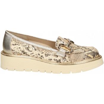 Chaussures Femme Mocassins Le Pepé SUPREME platino