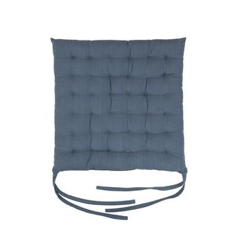 Maison & Déco Galettes de chaise Broste Copenhagen AVA Bleu mirage