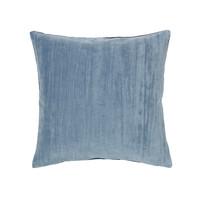 Maison & Déco Housses de coussins Broste Copenhagen HJALTE Bleu mirage