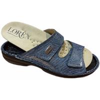 Chaussures Femme Mules Calzaturificio Loren LOM2829sjeans blu