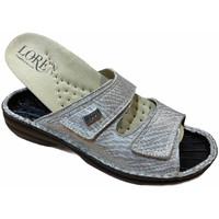 Chaussures Femme Mules Calzaturificio Loren LOM2829zsabbia blu