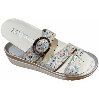 Chaussures Femme Mules Calzaturificio Loren LOR5536multi grigio