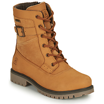 Chaussures Femme Boots KAMIK ROGUE MID Camel