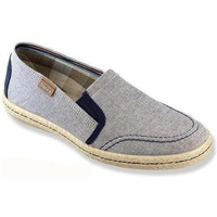 Chaussures Homme Espadrilles Morxiva Shoes  Bleu