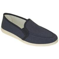 Chaussures Homme Slip ons Cbp - Conbuenpie  Bleu