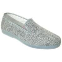 Chaussures Homme Slip ons Cbp - Conbuenpie  Gris