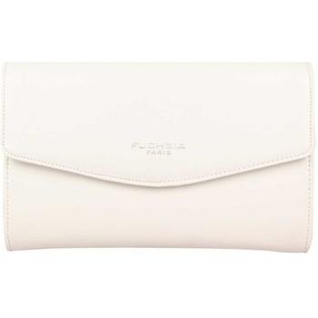 Sacs Femme Sacs porté main Fuchsia Sac pochette bandoulière  Saint Malo Blanc Multicolor