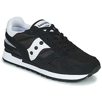 Chaussures Homme Baskets basses Saucony SHADOW ORIGINAL Noir / Blanc