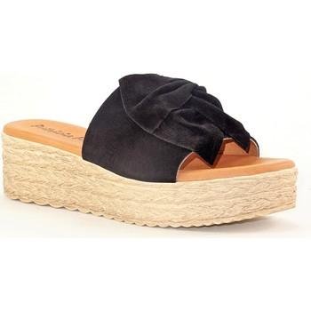 Chaussures Femme Mules Millennials 3225 NOIR