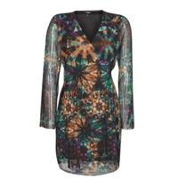 Vêtements Femme Robes courtes Desigual BAKER STREET Multicolore