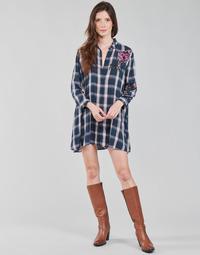 Vêtements Femme Tuniques Desigual JACARANDA Bleu