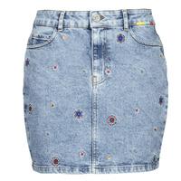 Vêtements Femme Jupes Desigual LESLIE Bleu