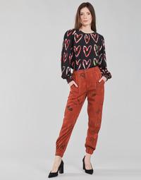 Vêtements Femme Toutes les chaussures homme Desigual CAMOTIGER Rouge