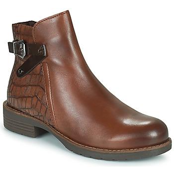 Chaussures Femme Boots Marco Tozzi DEMINA Marron