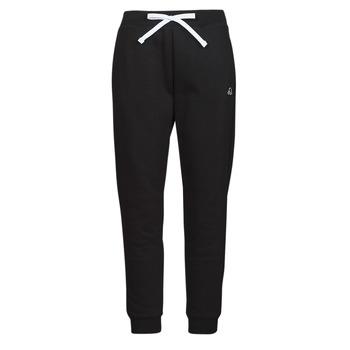 Vêtements Femme Pantalons de survêtement Champion HEAVY ORGANIC COTTON POLY FLEECE Noir