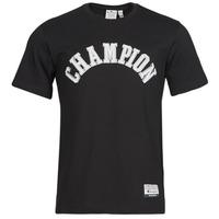 Vêtements Homme T-shirts manches courtes Champion 216575 Noir