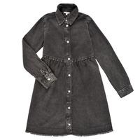 Vêtements Fille Robes courtes Pepe jeans FLORIDA DRESS Noir